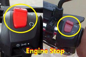 Penyebab motor mati total dari Engine Stop