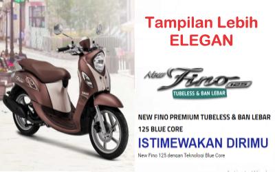 New Fino 2019 Premium
