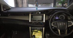 Dashboard Toyota Innova
