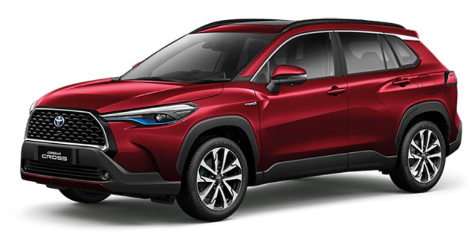 Toyota Corolla Cross Baru